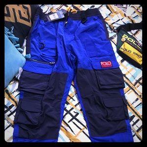 Ralph Lauren Polo Hi Tech Pants